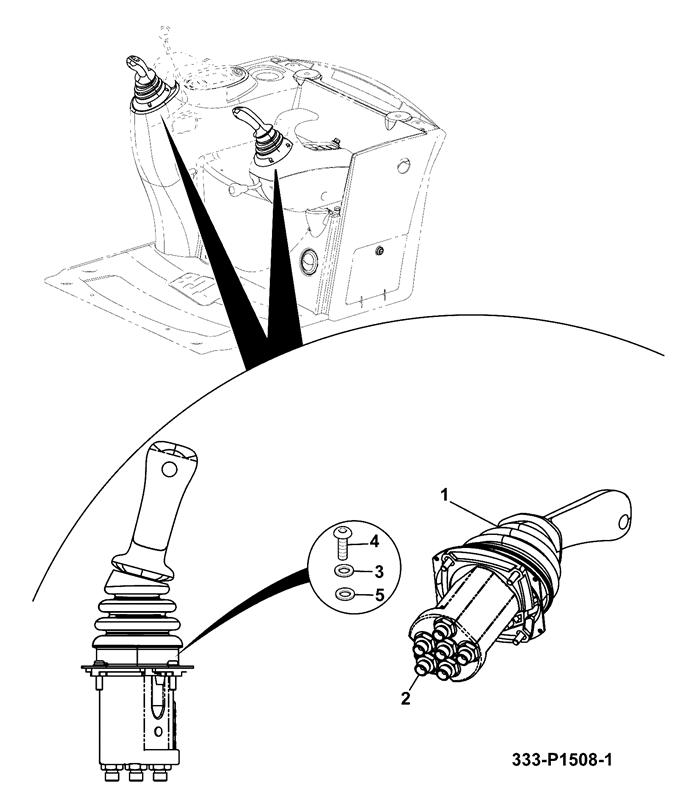 8018 Spare Parts