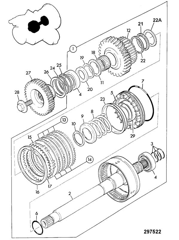 530 Super Spare Parts