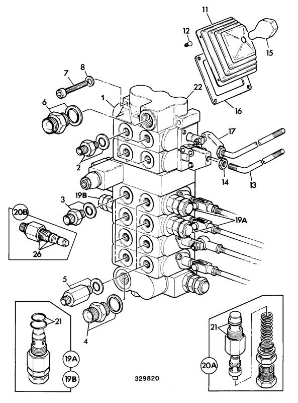 535 140 Spare Parts