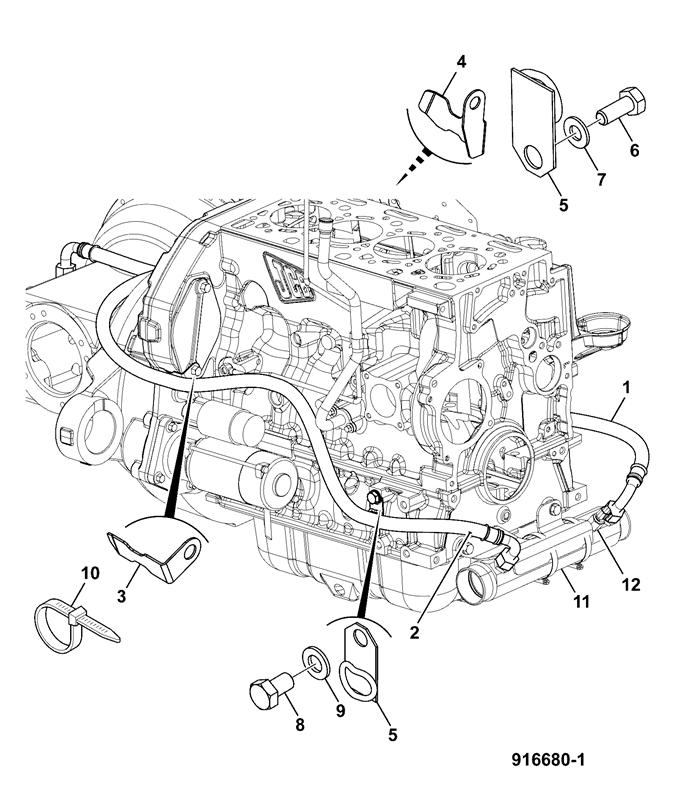 535 95 spare parts Transmission Fluid Filler other ps as cvt parts hose installation transmission cooler ps750