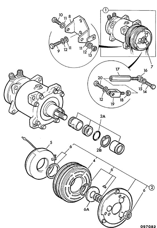 410 Spare Parts