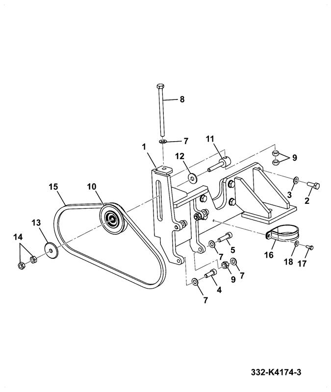 Jz255 Spare Parts