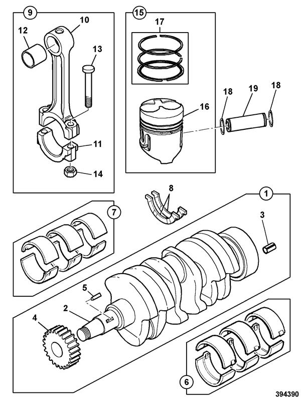 Fuel Pump Lever Arm