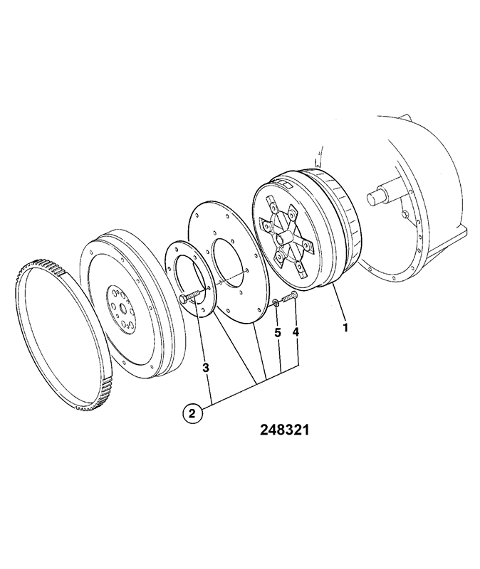 9t 1 Front Tip Spare Parts