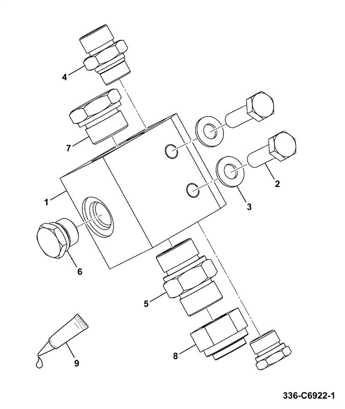 Js305 Long Carriage Spare Parts