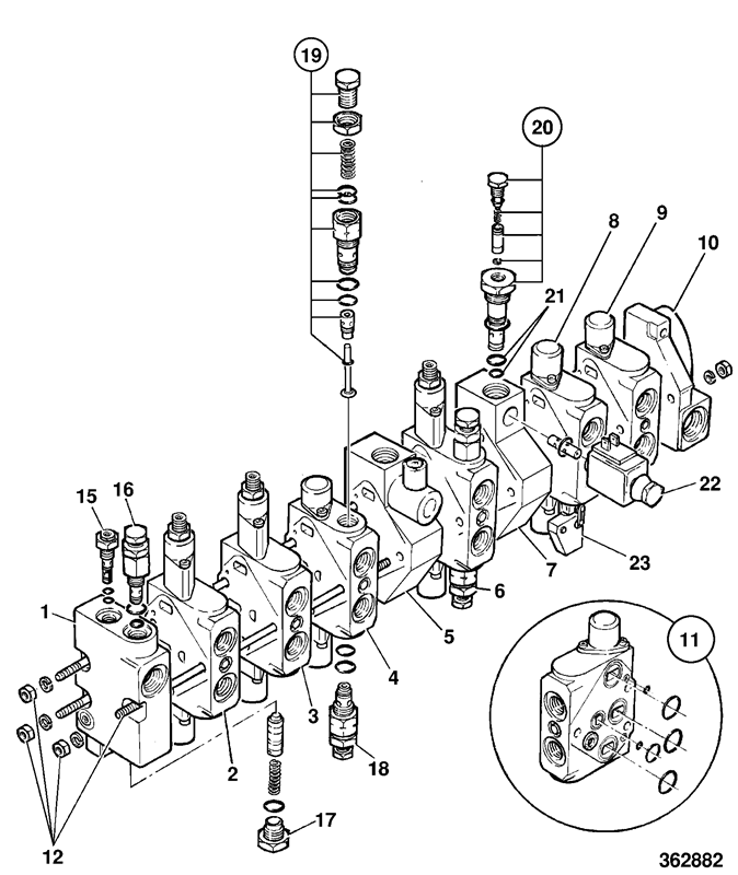 540 170 Spare Parts