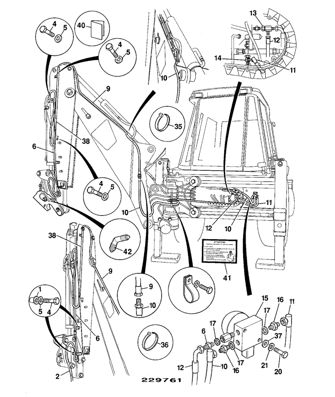 Circuit Auxiliary Backhoe Exradig Dipper Quickhitch Installation: Jcb 4cx Wiring Diagram At Ultimateadsites.com