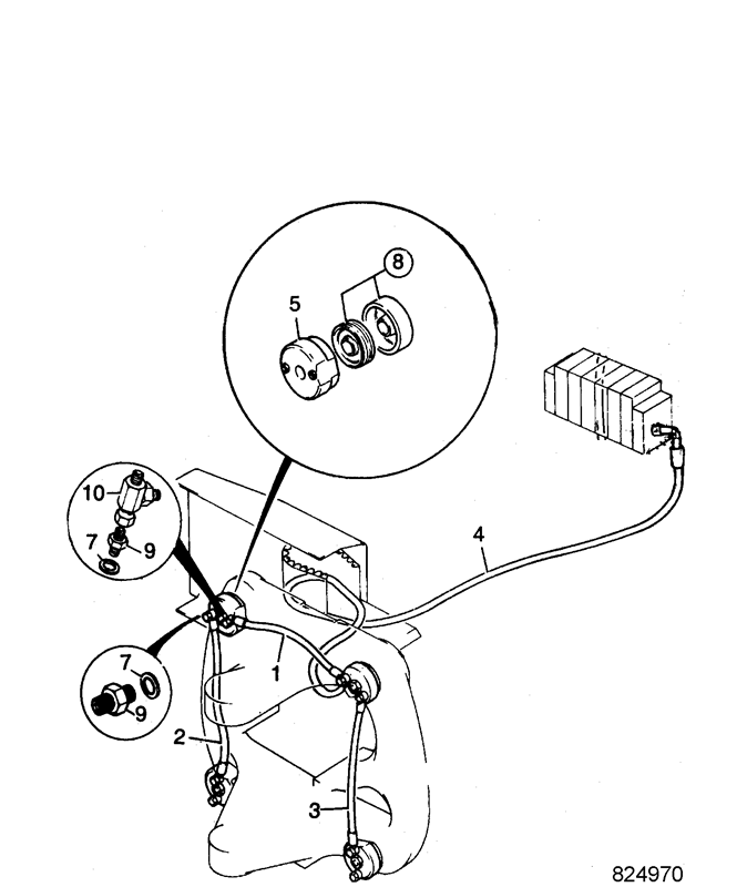 410d Backhoe Hydraulic Schematic