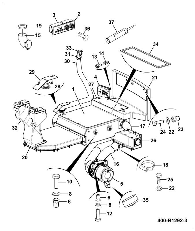 8330 Spare Parts