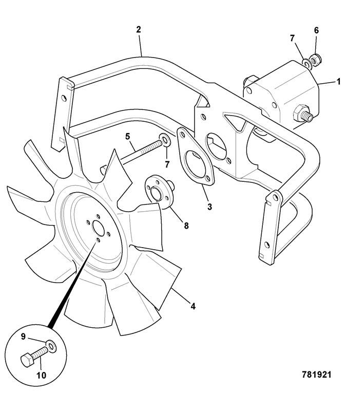406 Spare Parts