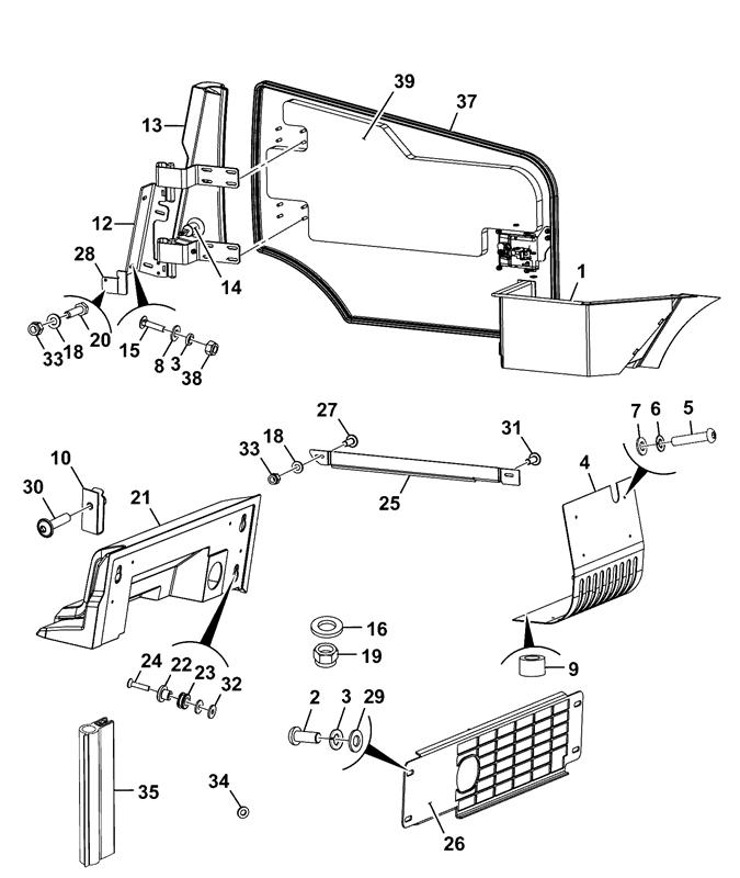 Diagram Torque Converter Bolts