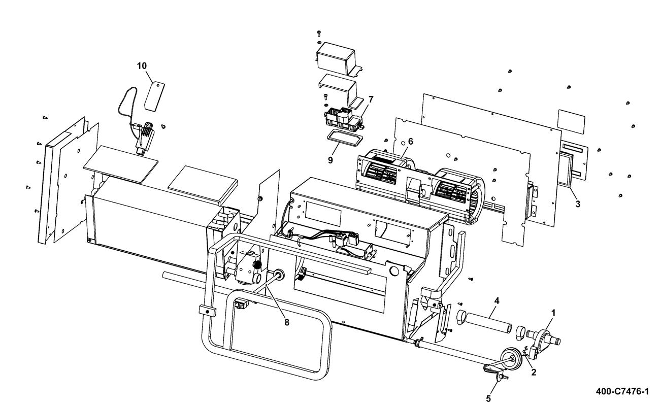 526 56 Spare Parts Jcb Fuse Box Diagram Heater Air Con Assembly Unit Aircon