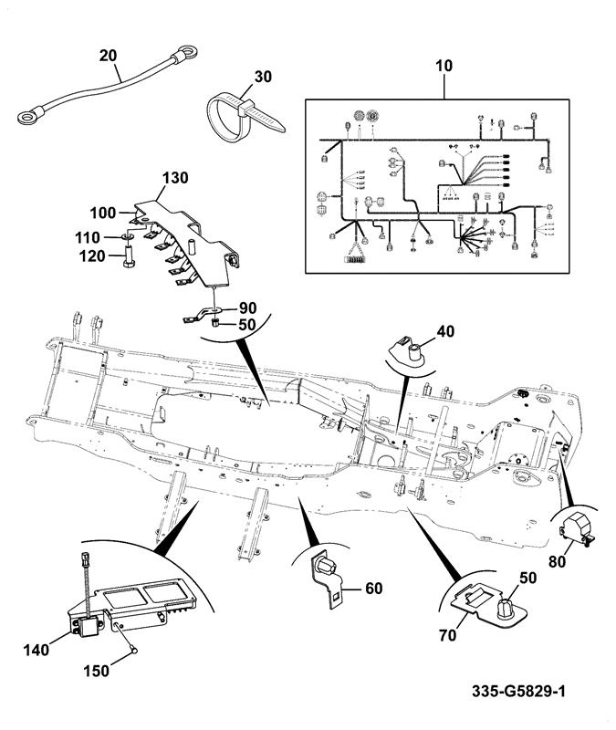 509 45 Tc Spare Parts