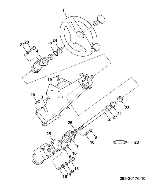 Tlt 35 Diesel Engine 4 Wheel Drive Spare Parts