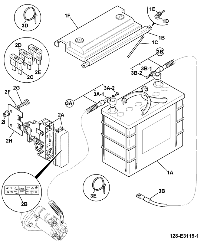 Sideshift Direct Control Aws Spare Parts