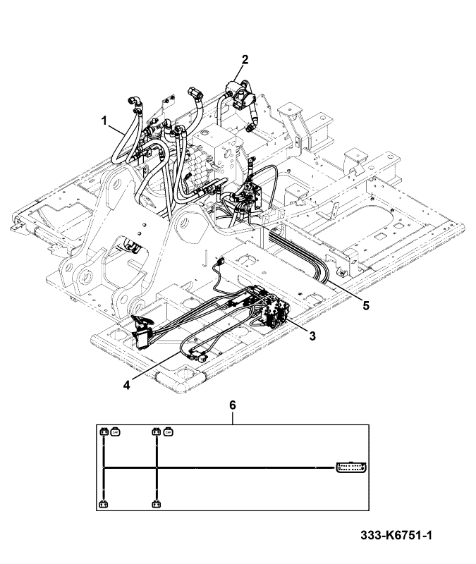 Caterpillar Backhoe Hydraulics Schematics