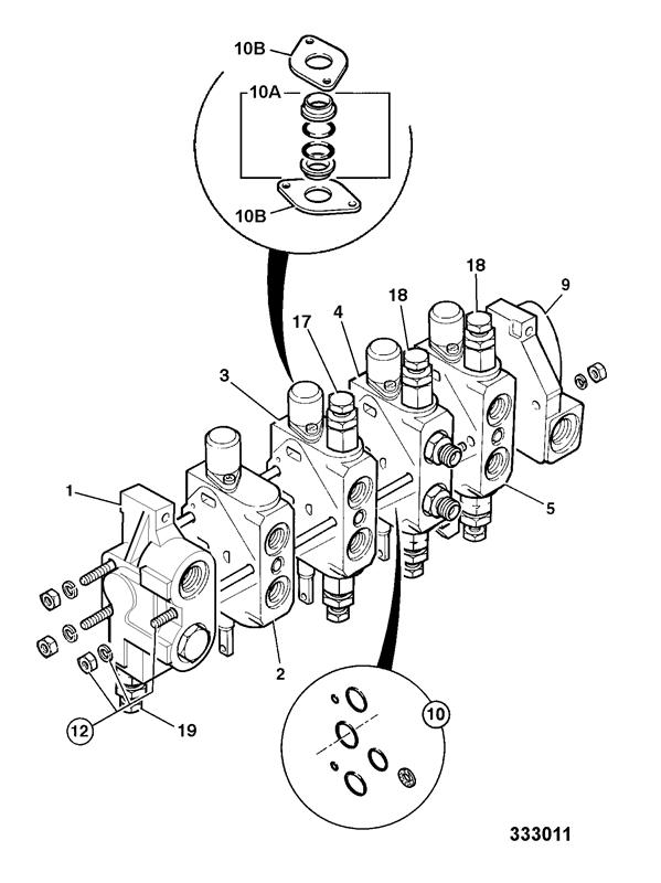 541 70 Spare Parts
