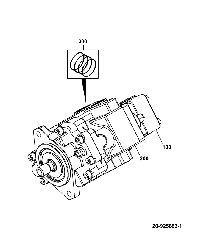 Pump Motor Diagram