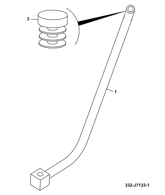 Js160 Long Carriage Spare Parts