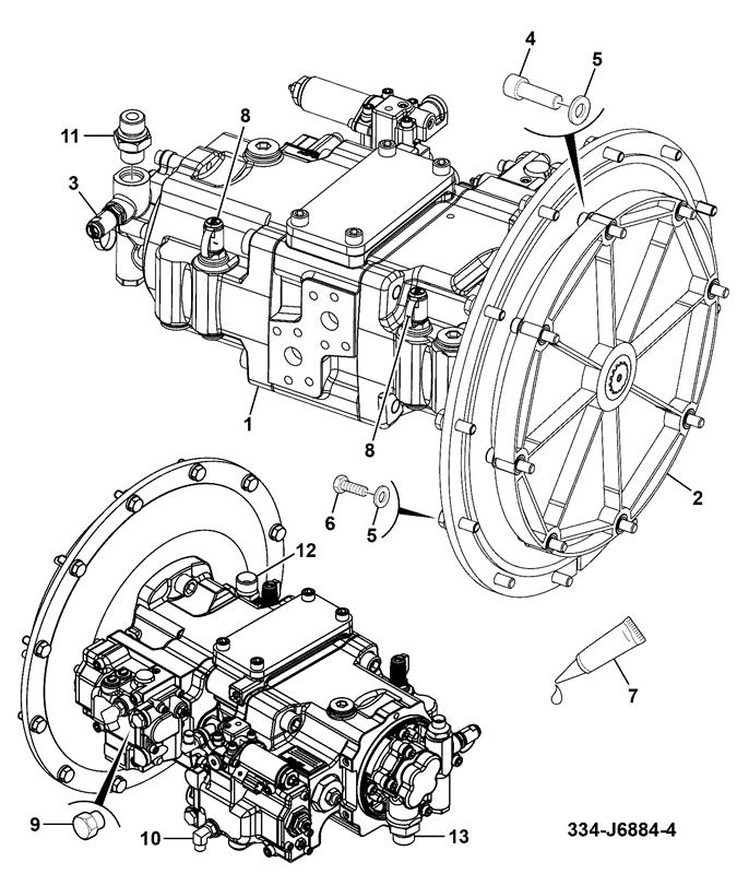 glong pumps motor wiring diagram corvette fuel pump wiring diagram js long carriage tier spare parts pump motor installation assemblies pump assembly
