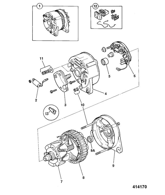 Tm200 Spare Parts